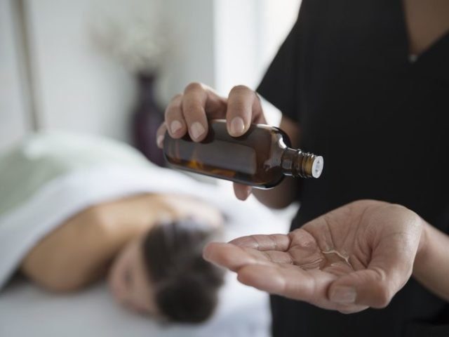 Aromatherapy Massage Benefits