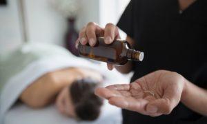 Aromatherapy Massage in Delhi