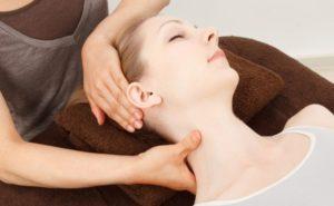 Neck-Massage