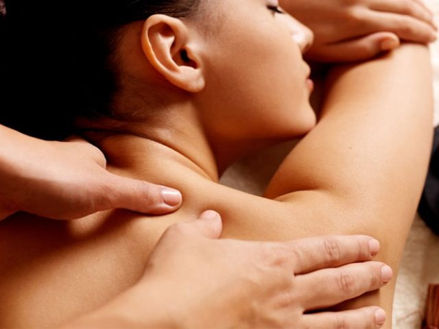 Full Body Massage Service in Kailash Colony